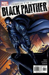 Cover Thumbnail for Black Panther (Marvel, 1998 series) #61