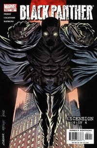 Cover Thumbnail for Black Panther (Marvel, 1998 series) #62