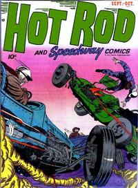 Cover Thumbnail for Hot Rod and Speedway Comics (Hillman, 1952 series) #v1#2