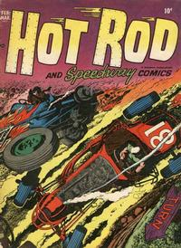 Cover Thumbnail for Hot Rod and Speedway Comics (Hillman, 1952 series) #v1#4