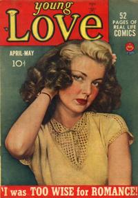 Cover Thumbnail for Young Love (Prize, 1949 series) #v1#2 [2]