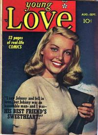 Cover Thumbnail for Young Love (Prize, 1949 series) #v1#4 [4]