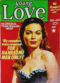 Cover Thumbnail for Young Love (Prize, 1949 series) #v1#6 [6]