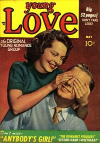 Cover Thumbnail for Young Love (Prize, 1949 series) #v2#3 [9]