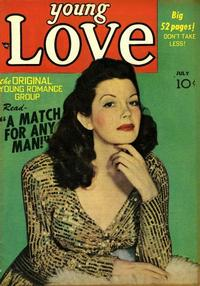 Cover Thumbnail for Young Love (Prize, 1949 series) #v2#5 [11]