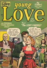 Cover Thumbnail for Young Love (Prize, 1949 series) #v2#6 [12]