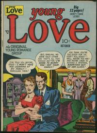 Cover Thumbnail for Young Love (Prize, 1949 series) #v2#8 [14]