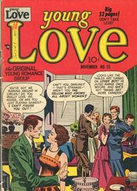 Cover Thumbnail for Young Love (Prize, 1949 series) #v2#9 (15)