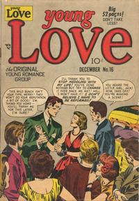Cover Thumbnail for Young Love (Prize, 1949 series) #v2#10 (16)