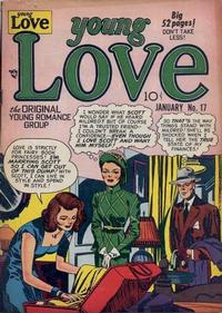 Cover Thumbnail for Young Love (Prize, 1949 series) #v2#11 (17)