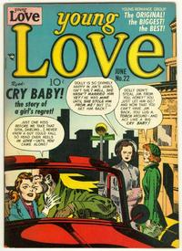 Cover for Young Love (Prize, 1949 series) #v3#4 (22)