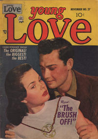 Cover for Young Love (Prize, 1949 series) #v3#9 (27)
