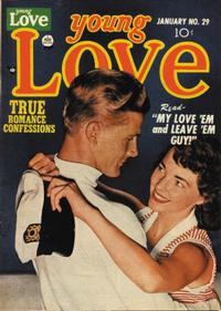 Cover Thumbnail for Young Love (Prize, 1949 series) #v3#11 (29)