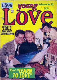 Cover Thumbnail for Young Love (Prize, 1949 series) #v3#12 (30)