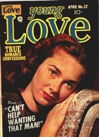 Cover Thumbnail for Young Love (Prize, 1949 series) #v4#2 (32)
