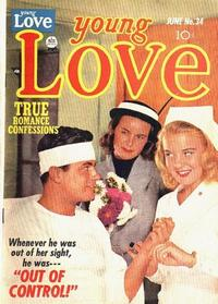 Cover Thumbnail for Young Love (Prize, 1949 series) #v4#4 (34)