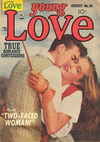 Cover Thumbnail for Young Love (Prize, 1949 series) #v4#6 (36)