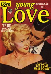 Cover Thumbnail for Young Love (Prize, 1949 series) #v4#8 (38)