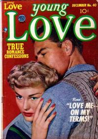 Cover Thumbnail for Young Love (Prize, 1949 series) #v4#10 (40)