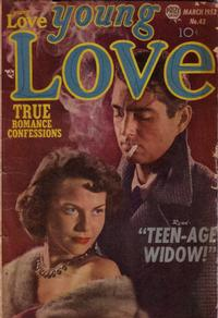 Cover Thumbnail for Young Love (Prize, 1949 series) #v5#1 (43)