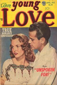 Cover Thumbnail for Young Love (Prize, 1949 series) #v5#2 (44)