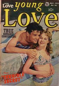 Cover Thumbnail for Young Love (Prize, 1949 series) #v5#3 (45)