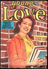 Cover Thumbnail for Young Love (Prize, 1949 series) #v5#4 (46)