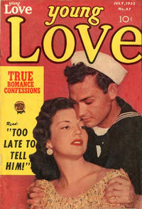 Cover Thumbnail for Young Love (Prize, 1949 series) #v5#5 (47)