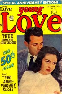 Cover Thumbnail for Young Love (Prize, 1949 series) #v5#8 (50)