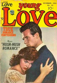 Cover Thumbnail for Young Love (Prize, 1949 series) #v5#10 (52)