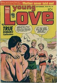 Cover Thumbnail for Young Love (Prize, 1949 series) #v6#7 (61)