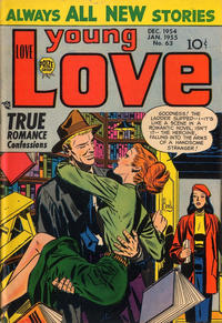 Cover Thumbnail for Young Love (Prize, 1949 series) #v6#9 (63)