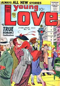 Cover Thumbnail for Young Love (Prize, 1949 series) #v6#11 (65)