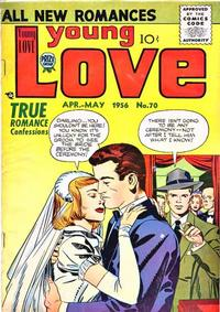 Cover Thumbnail for Young Love (Prize, 1949 series) #v7#4 (70)