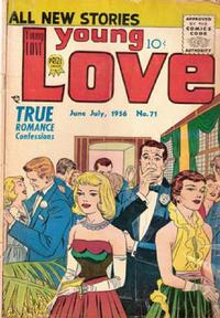 Cover Thumbnail for Young Love (Prize, 1949 series) #v7#5 (71)