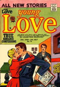 Cover Thumbnail for Young Love (Prize, 1949 series) #v8#1 (73)