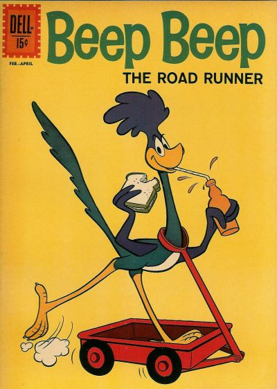 Cover for Beep Beep (Dell, 1960 series) #12