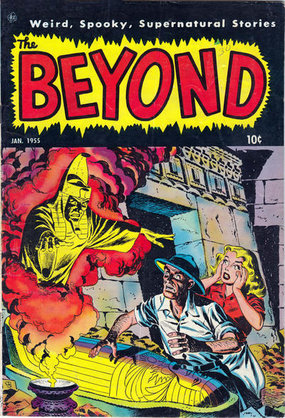 Cover for The Beyond (Ace Magazines, 1950 series) #30