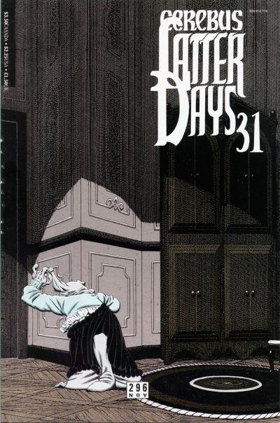 Cover for Cerebus (Aardvark-Vanaheim, 1977 series) #296