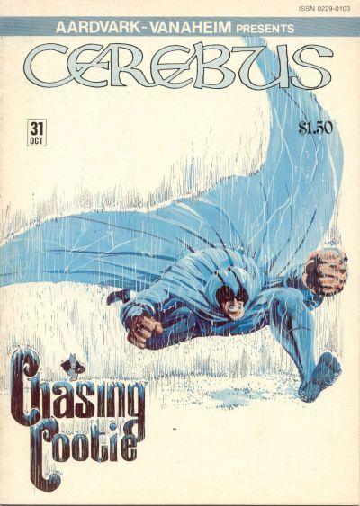 Cover for Cerebus (Aardvark-Vanaheim, 1977 series) #31