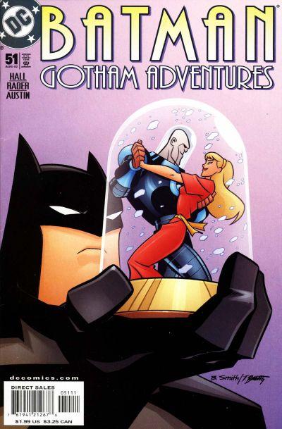 Cover for Batman: Gotham Adventures (DC, 1998 series) #51