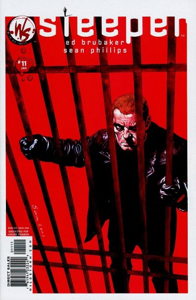 Cover for Sleeper (DC, 2003 series) #11