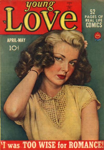Cover for Young Love (Prize, 1949 series) #v1#2 [2]