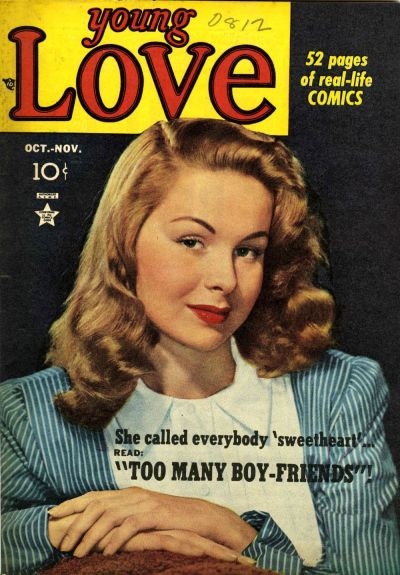 Cover for Young Love (Prize, 1949 series) #v1#5 [5]