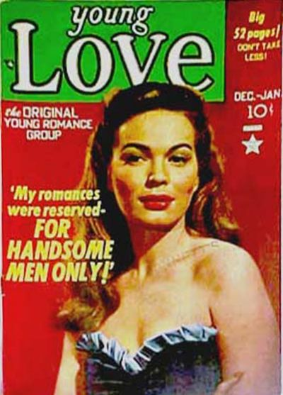 Cover for Young Love (Prize, 1949 series) #v1#6 [6]