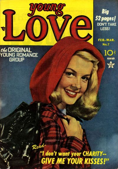 Cover for Young Love (Prize, 1949 series) #v2#1 (7)