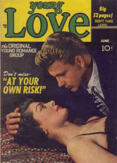 Cover for Young Love (Prize, 1949 series) #v2#4 [10]