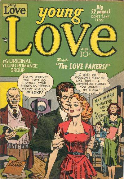 Cover for Young Love (Prize, 1949 series) #v2#6 [12]
