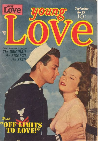 Cover for Young Love (Prize, 1949 series) #v3#7 (25)