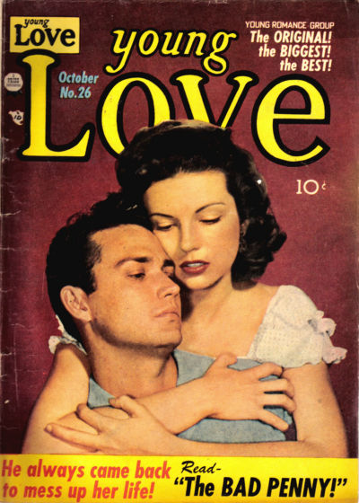 Cover for Young Love (Prize, 1949 series) #v3#8 (26)